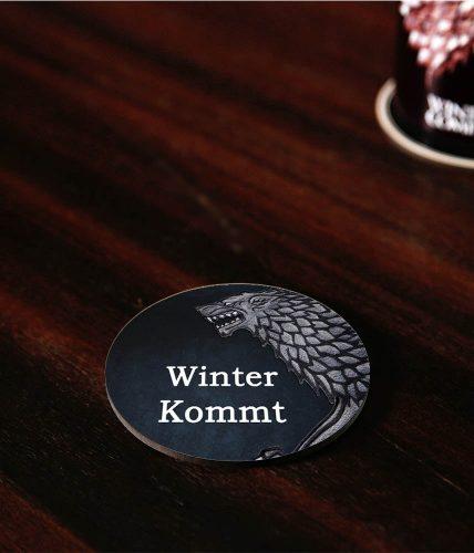 Winter ist Kommt Coaster