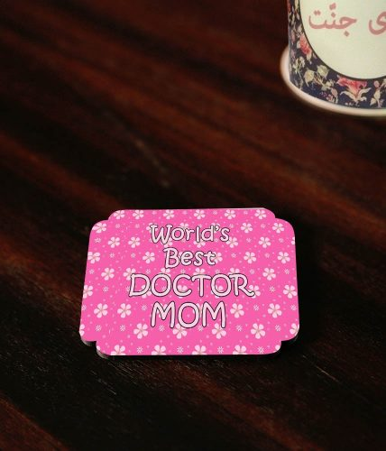 Doctor Mom Coaster