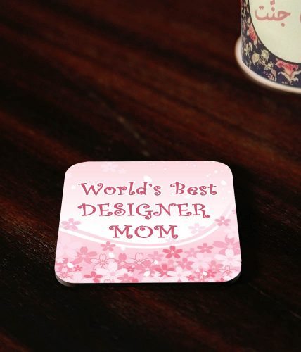 Designer Mom Coaster