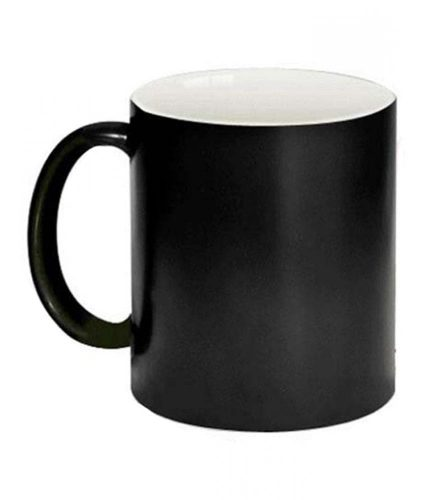 Magic Mug BLACK Customized