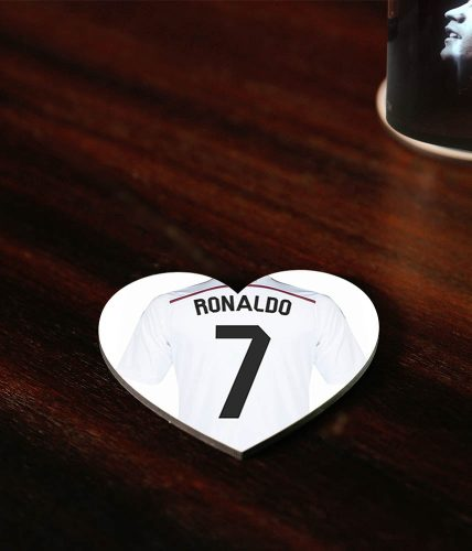 Ronaldo Uniform Coaster