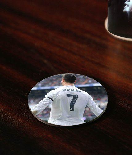 Ronaldo 7 Coaster