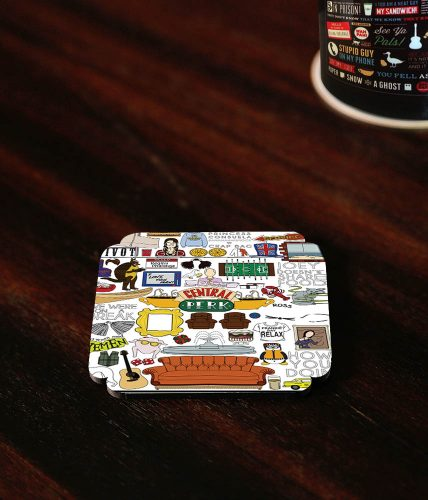 Friends Coaster