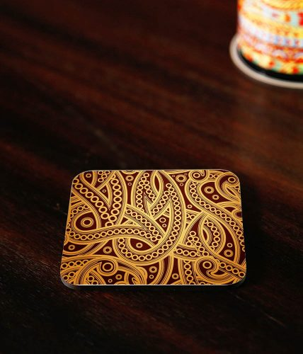 Motifs Art Coaster