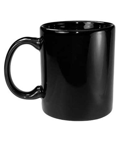 Black Mug Customized