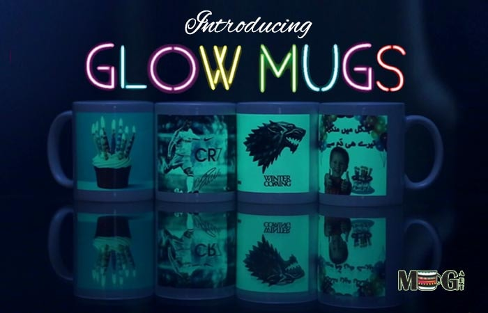 MugArt Introduces Glow Mugs