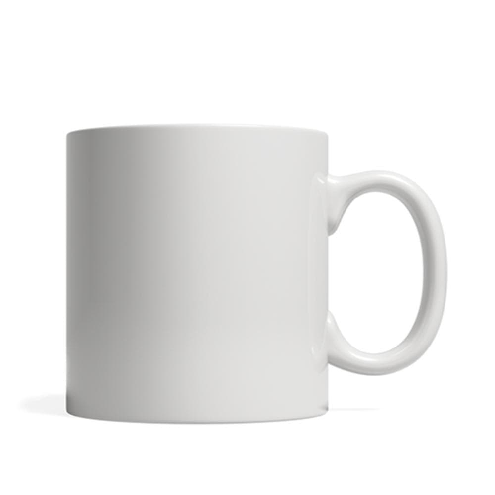 Small White Colored Bathrooms To Get A Huge Functions: White Mug Small - 9 Ounce - Customized