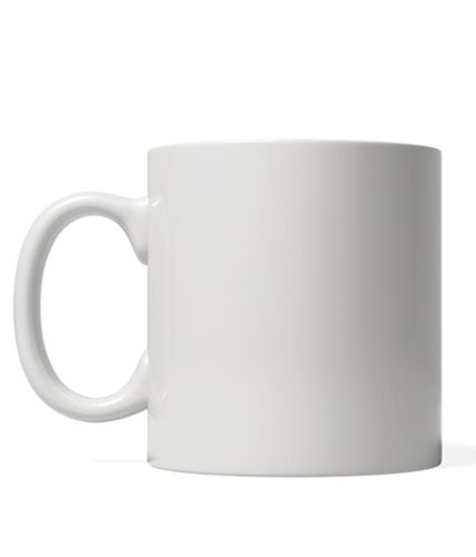 White Mug Small - 9 Ounce - Customized