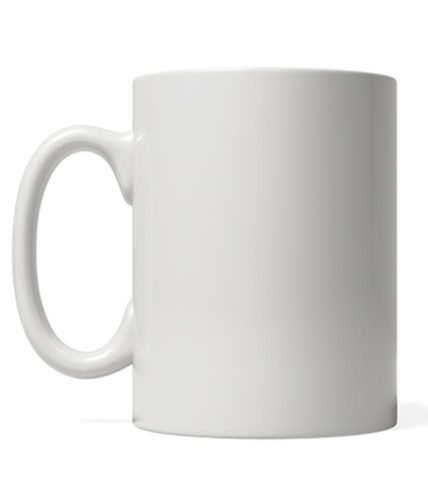 White Mug Large - 15 Ounce - Customized