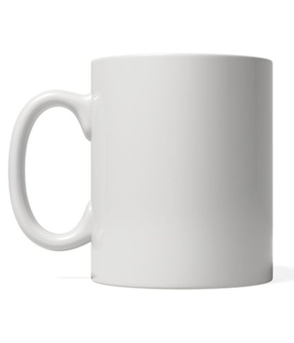 White Mug Standard - 11 Ounce - Customized