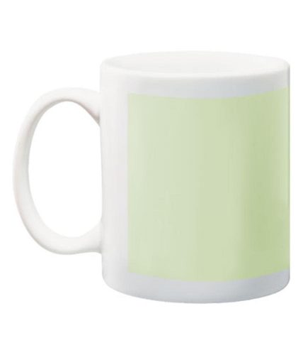 Glow Mug White - Customized