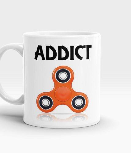 Fidget Addict Mug