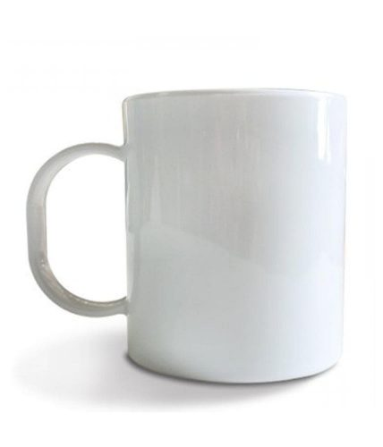 Plastic Unbreakable Mug - Customized