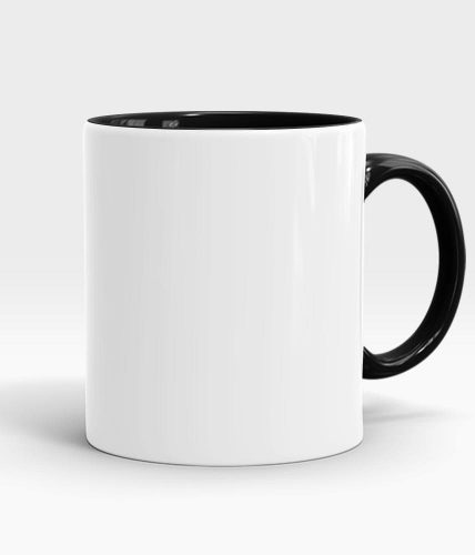 black color handle mug-min