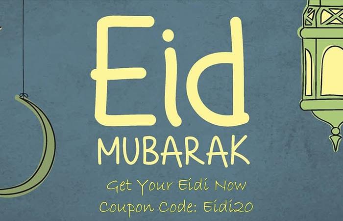 EID MUBARAK – Claim Your Eidi