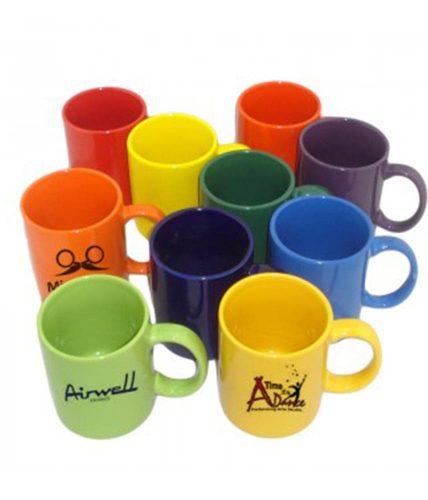 Full Colored Mugs
