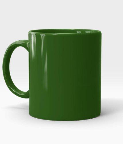 Green Mug - Customized