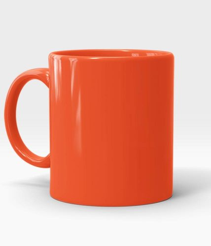Orange Mug - Customized
