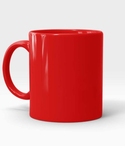 Red Mug - Customized