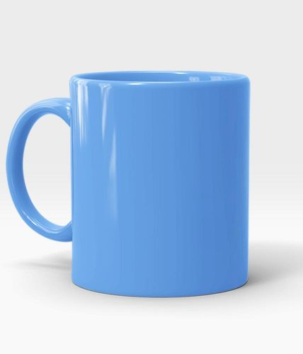 Light Blue Mug - Customized