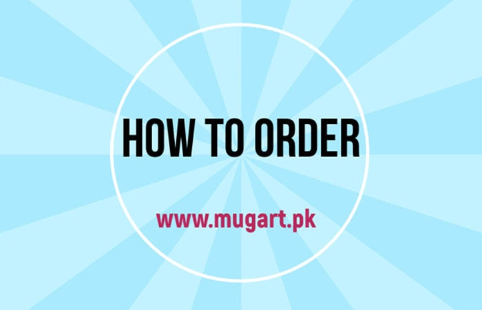 How To Order At MugArt.pk