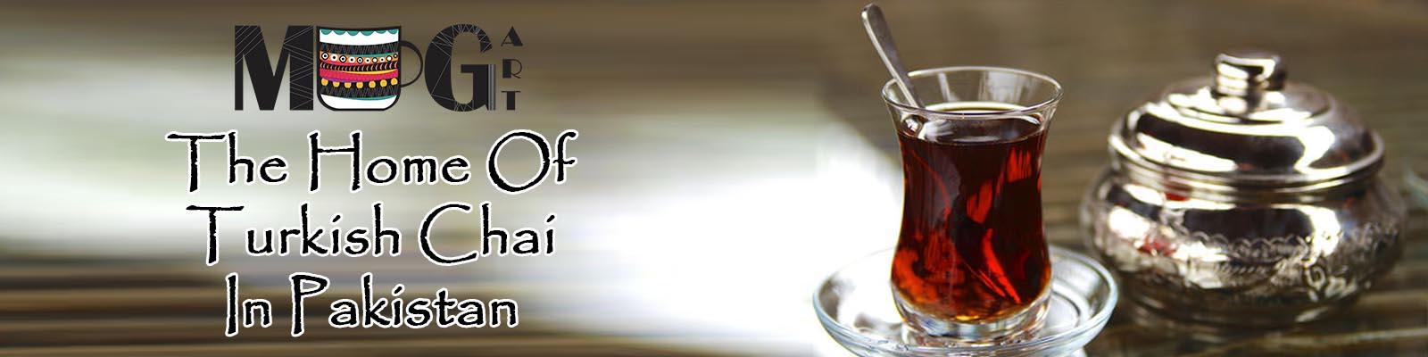 Turkish Tea & Cups