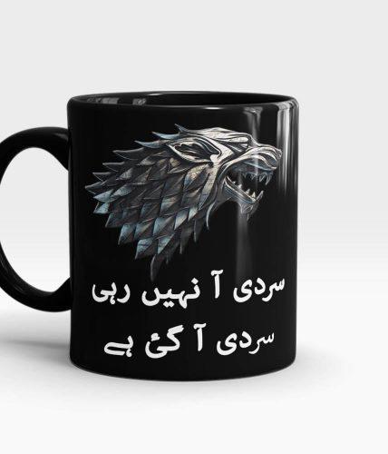 Serdi Aa Gai Hai Mug