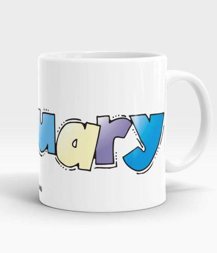 January Mug