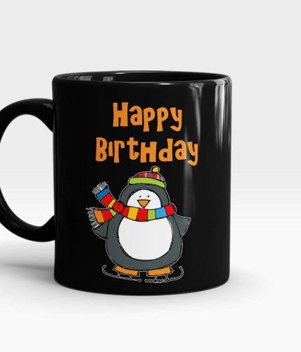 Happy Birthday Winters Mug
