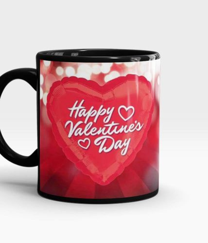 Valentine's Day Heart Mug