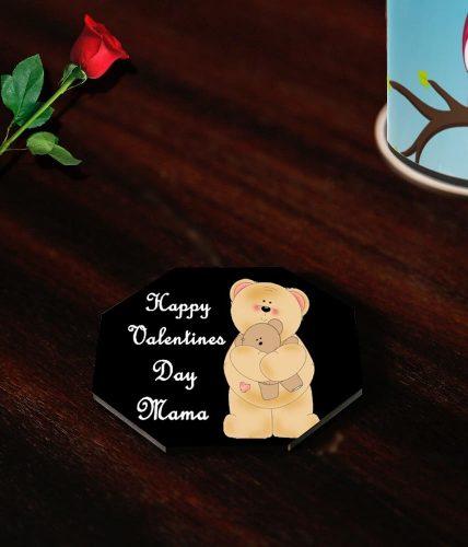 Mama Valentine's Day Coasters