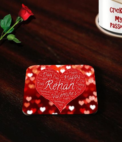 Valentine's Day 2018 Exclusive Name Coasters