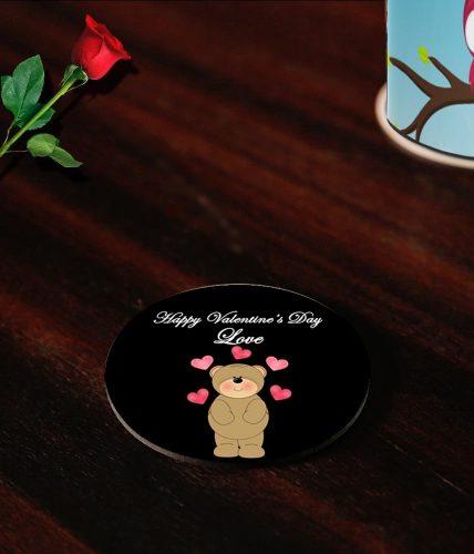 Valentine's Day Love Coasters