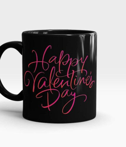 Happy Valentines Artwork Mug