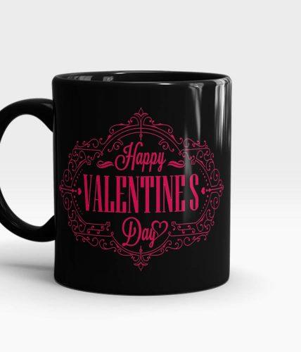 Valentine's Day Artwork Mug