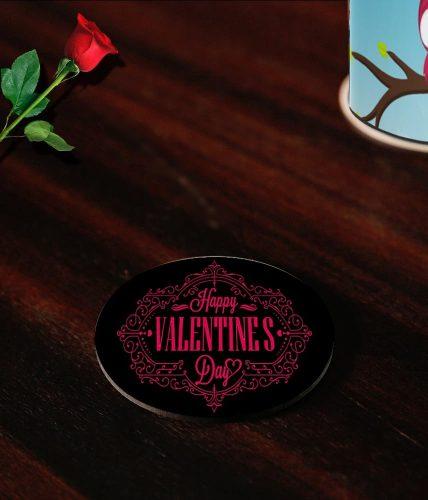 Valentine's Day Artwork Coasters