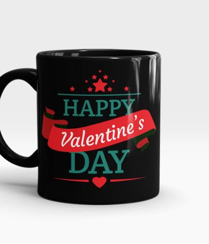 Valentine's Day Trendy Mug
