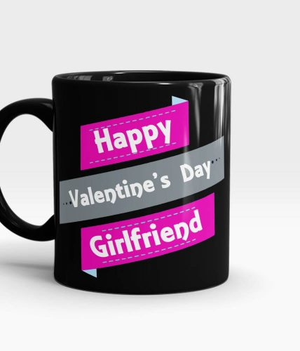 Girlfriend Valentine's Day Mug