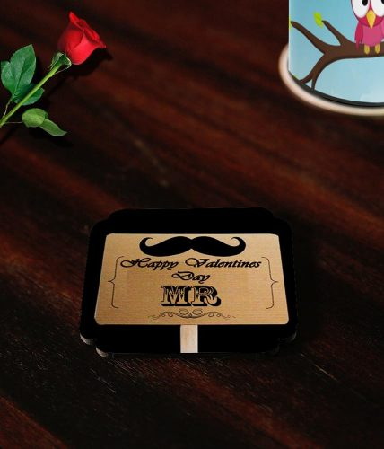 MR Prop Valentine's Day Coasters