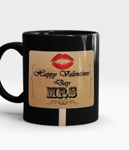 MRS Prop Valentine's Day Mug