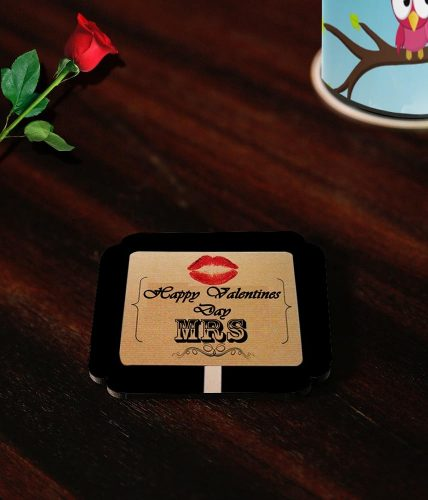 MRS Prop Valentine's Day Coasters
