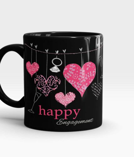Happy Engagement Mug