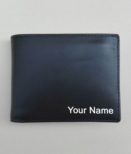 Wallet With Your Name