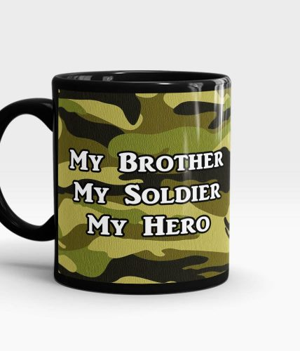 Brother Soldier Mug