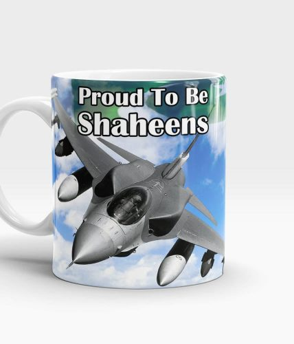 Proud To Be Shaheens Mug
