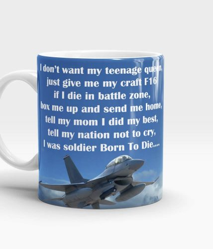 Soldier Wish Mug
