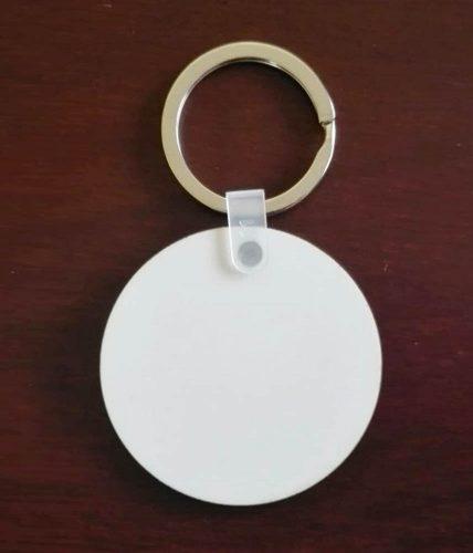 Round Keychain - Customized