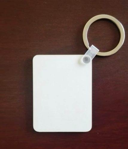 Rectangular Keychain - Customized