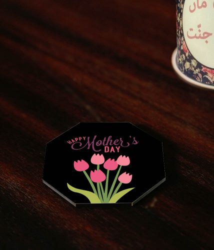 Mother's Day Flowers Coasters