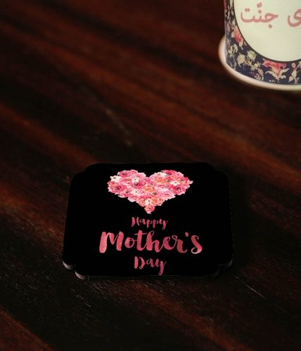 Mother's Day Heart Coasters